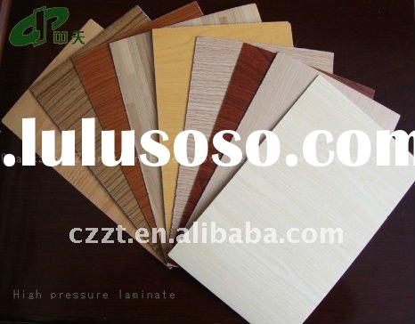 woodgrain High Pressure Laminate/HPL/Formica sheet/4*8