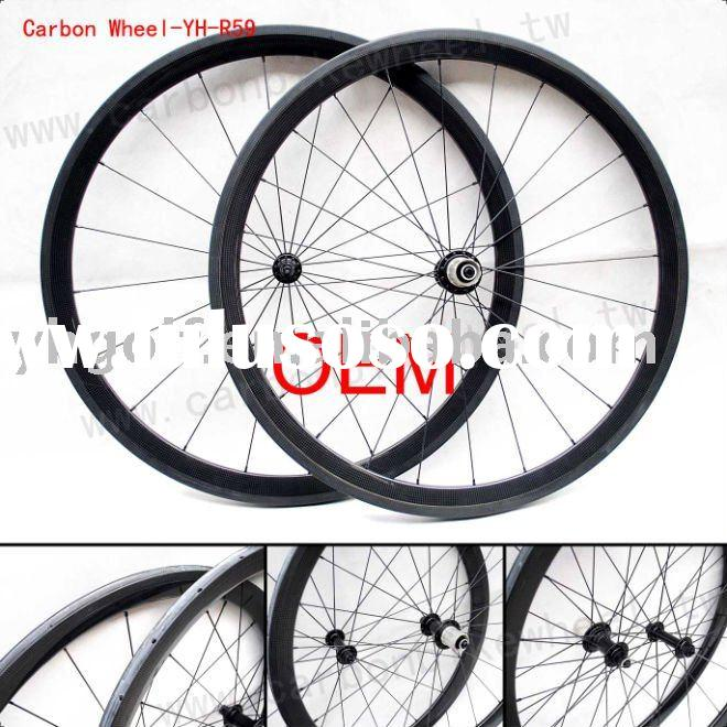 100% carbon bike wheel 700c/cheap price/quality guarantee
