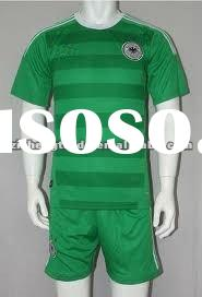 11/13 Germany Green Soccer Jersey In Low Price