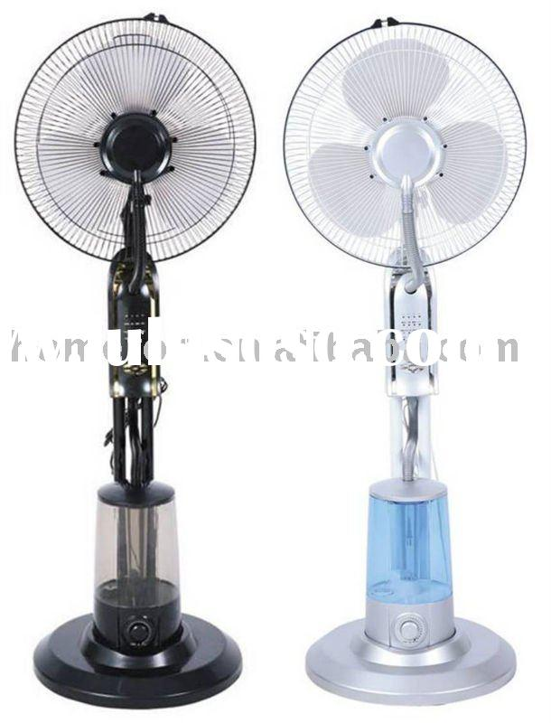 16 inches Remote Controlled Stand Water Mist Fan/Fog Fan/Spray Fan LB-FS-A2