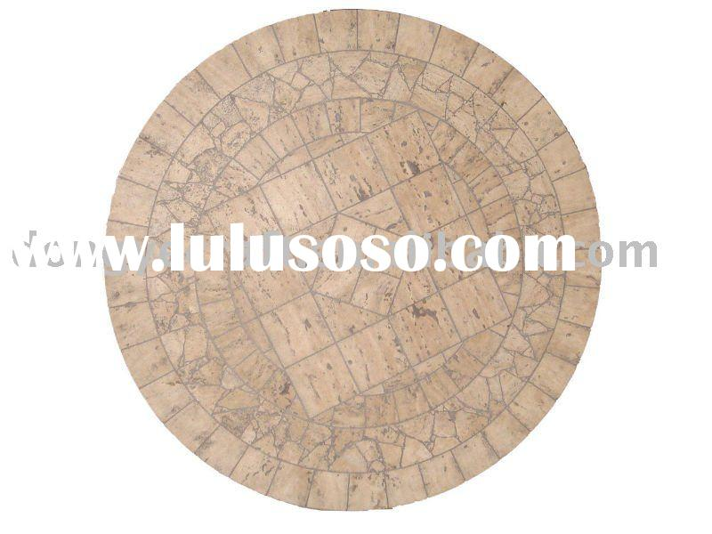 2011 New Outdoor Round Marble Travertine Dining Table Top YT5810104