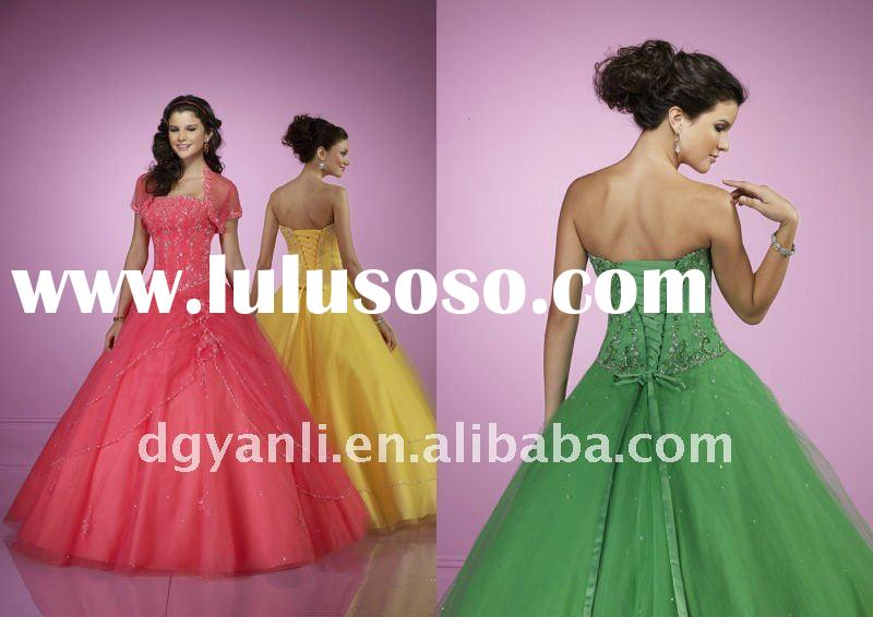 2011 Super hot sale designer prom dresses 00007