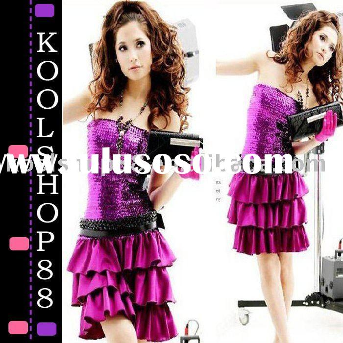 2011 The most fashionable dancing dress party dress stage dress