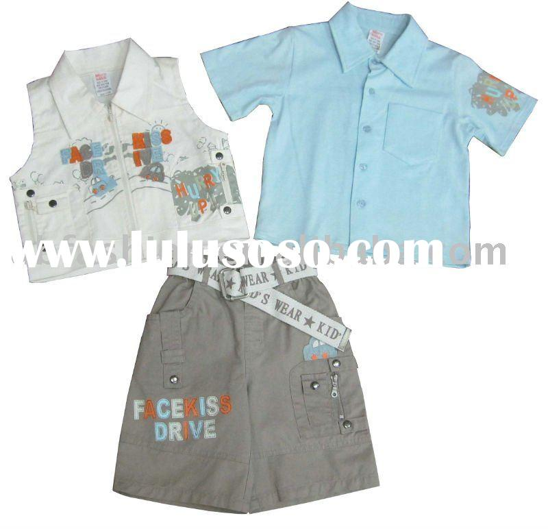2011 new arrival kids clothes.