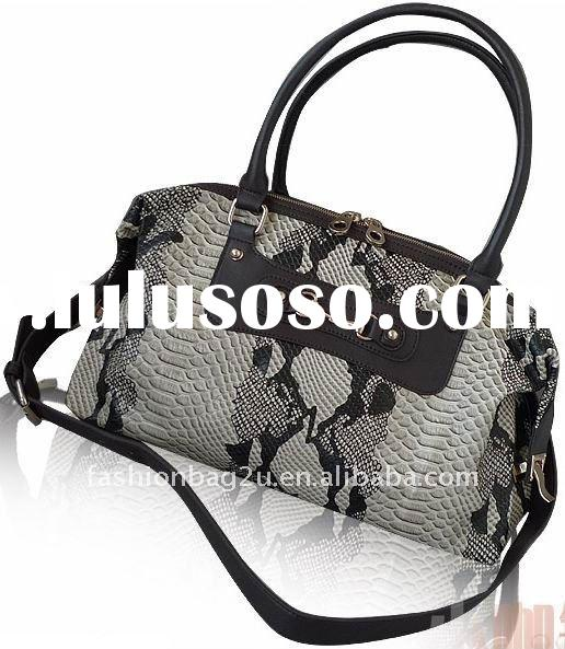 2012 Exquisite Cheap Real Leather Bag Purse Female