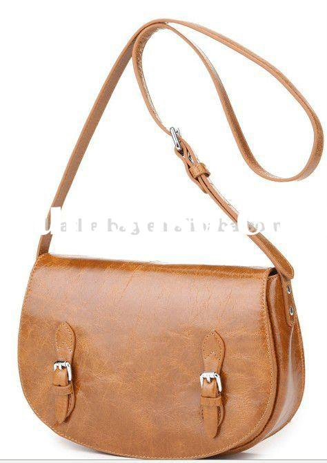 2012 Messenger Bag Spring Cheap Leather Items High Quality