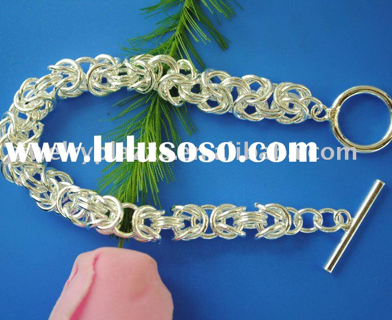 2012 fashion 925 sterling silver bracelet B4