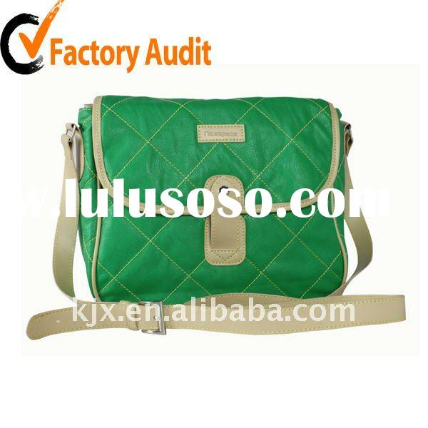 2012 hot sell lady shoulder handbag