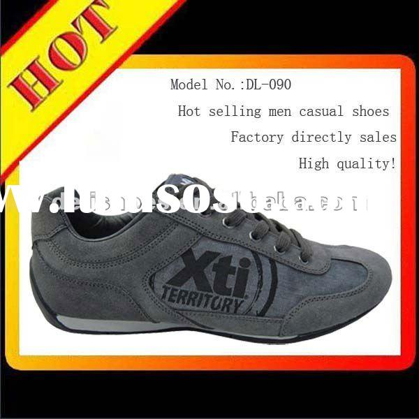 2012 hot selling mens casual shoes