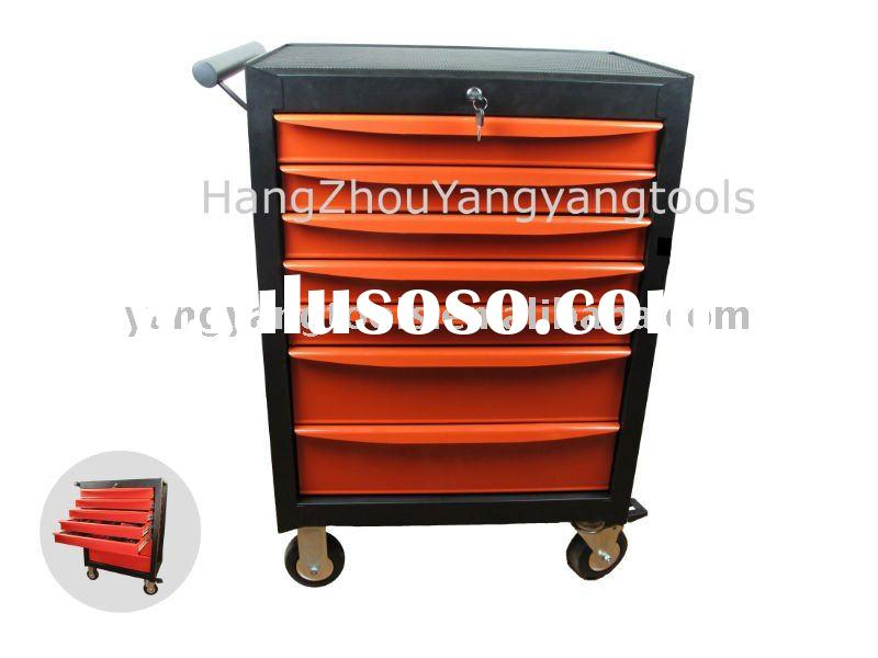 220pcs Trolley Iron Case Professional Hand Tool Set