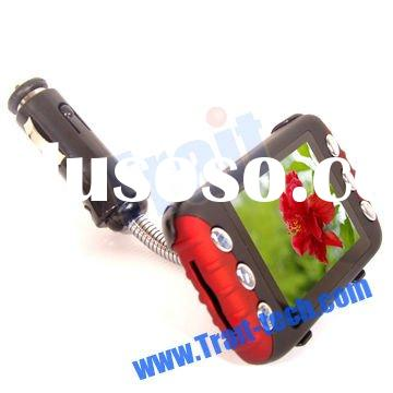 2.4 inch Screen Car MP5 Player with FM Transmitter support SD(MMC) Card
