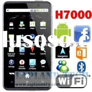 4.3 inch Touch Screen Android 2.3 GPS WIFI TV 3G smart phone H7000