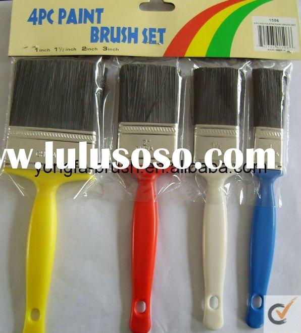 4pc Paint Brush Set