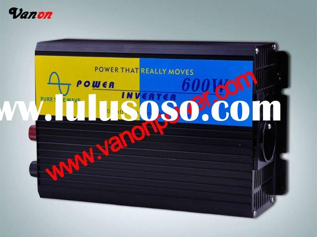 600W Power Inverter (pure sine wave)--Paypal payment acceptable