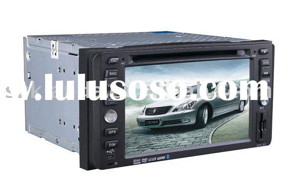 6.2 inch HD car DVD for Toyota Old corolla/Hilux,Camry