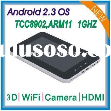 7 inch android2.3 OS mid google android tablet pc
