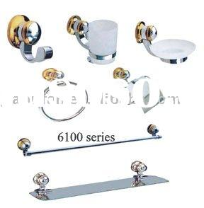 7pcs bathroom accessories 6100