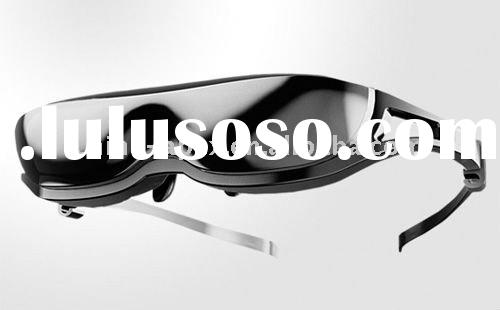 80 inch 3D Video Glasses With Multimedia player