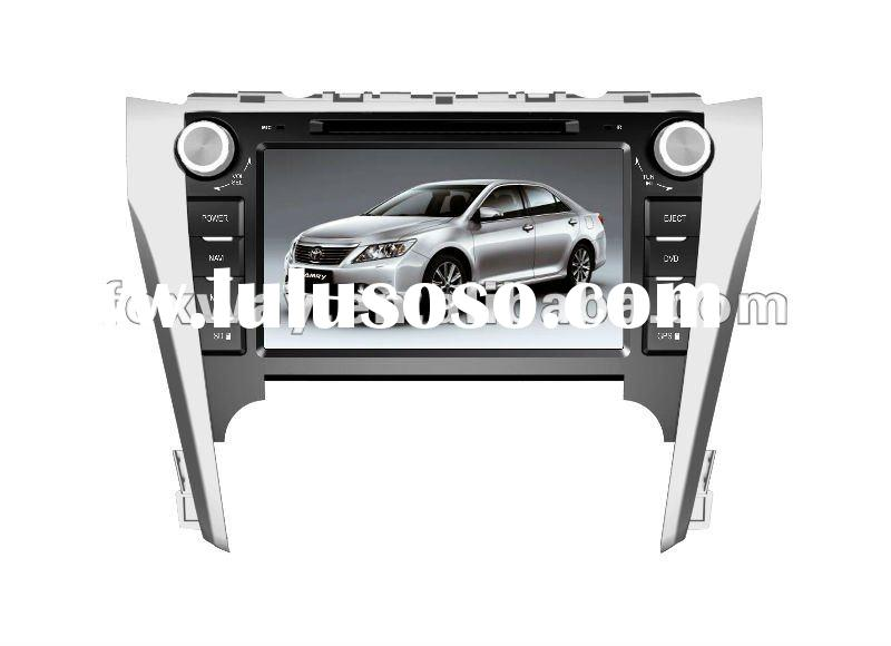 "8"" HD 2 din in Car Radio DVD player For Toyota Camry 2012"
