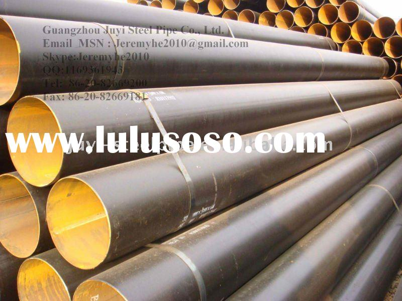 API 5L X65 PSL2 DN 600 Carbon Welded Steel Pipe
