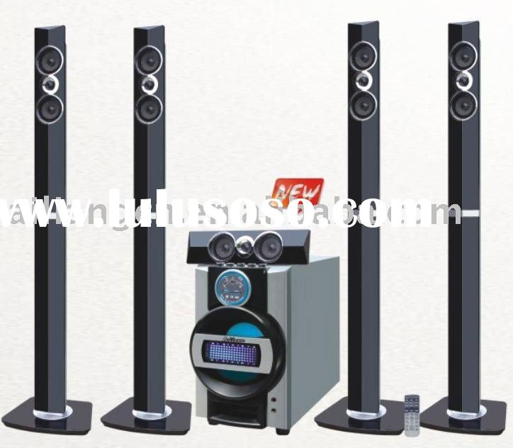 Ailiang speakers--2011 5.1 Channel Home Theater System