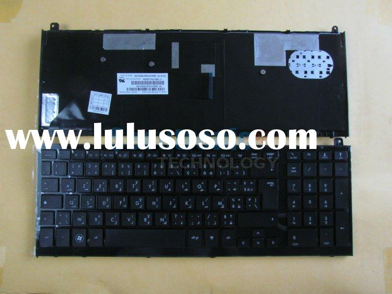 Arabic Laptop keyboard for HP/Compaq ProBook 4510 4510s 4515s 4710s 4750s