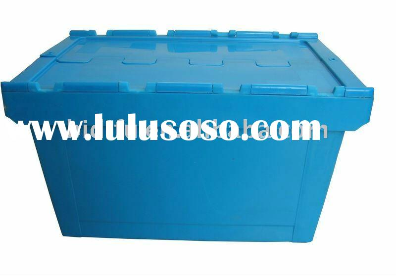 Attached Lid Plastic Boxes XWX-002