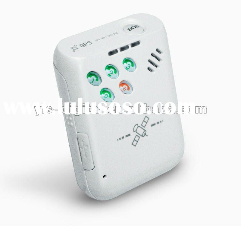 Attractive Small GSM GPS Tracking Device
