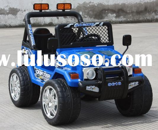 Battery Powered Toy Car