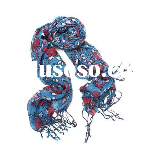 Beauty Voile Fashion Scarf