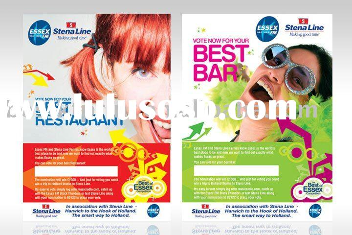 Best paper poster printing