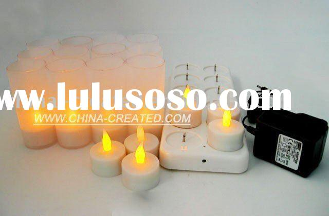 Blow out Rechargeable LED Candle Light