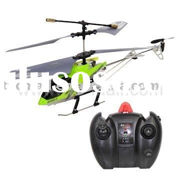Built-in Gyro 3 Channel Mini Remote Control Helicopter Toys Z007