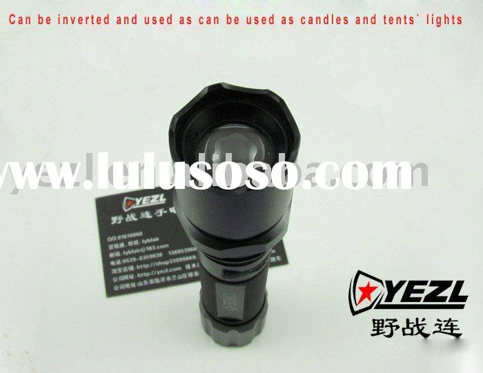 C-70 can adjust the focal length of the lens flashlight U.S. CREE Q3 200 lumens 3 files buy one Pres