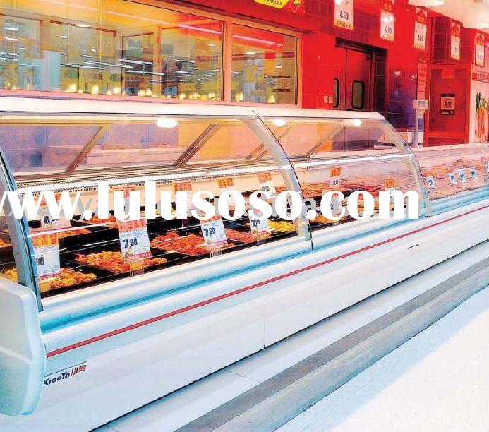 China Little Duck Supermarket Equipment E6 ALASKA(Refrigerator) with CE certification