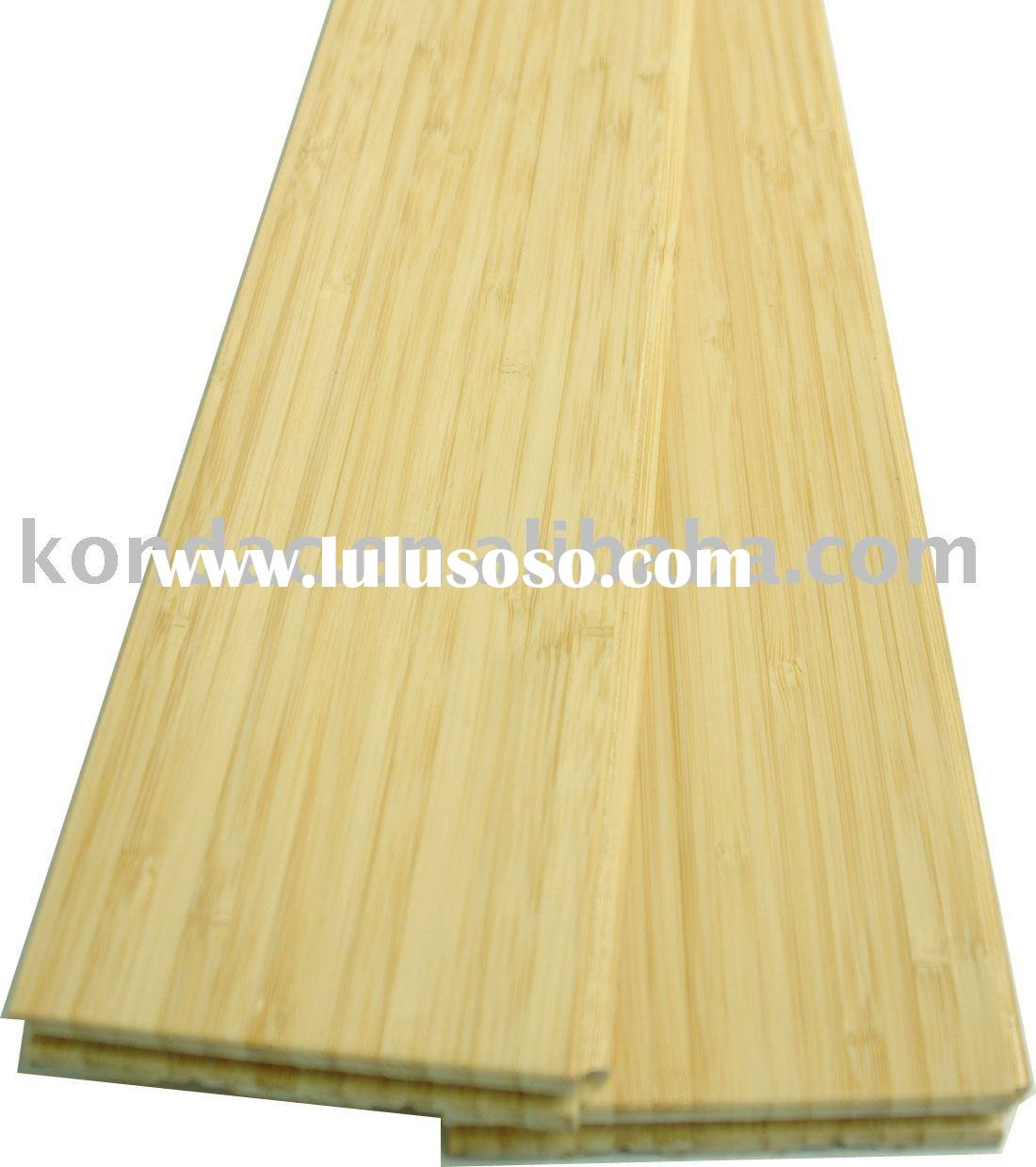 Chinese patent click system bamboo flooring