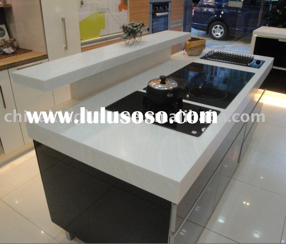 Corian solid surface kitchen double sink for sale price for Corian countertop price