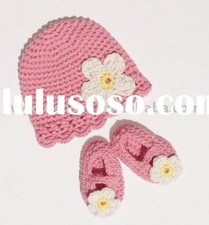 Crochet Baby Shoes ( 4157 )