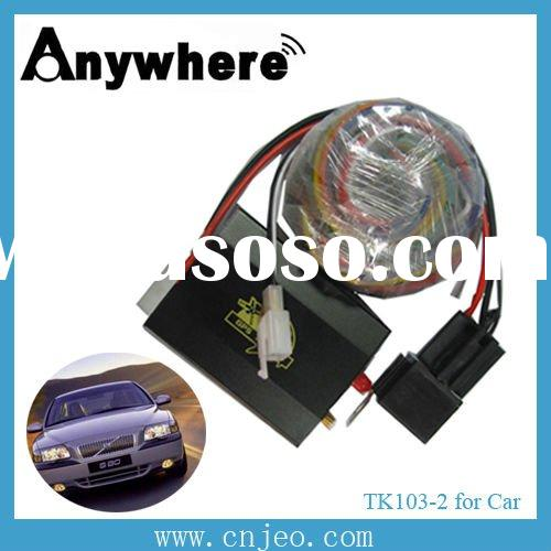 Cutting Oil & Power Function Vehicle GPS Tracker-remote control,guard against theft function