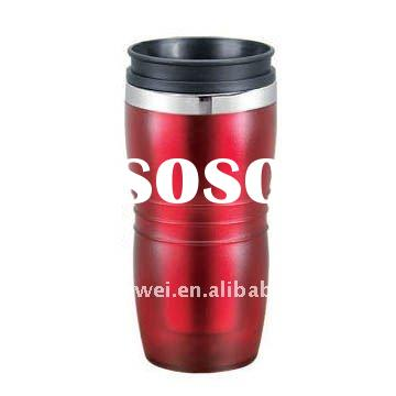 Double wall stainless steel promotional tumbler