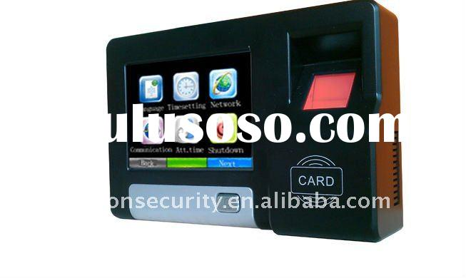 EAC300 fingerprint recognition access control