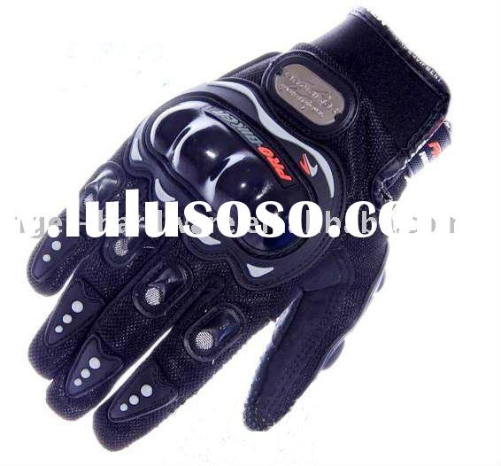FREE SHIPPING! PRO carbon fibre racing bicycle/motorcycle gloves /Carbon Gloves for Motorcycling