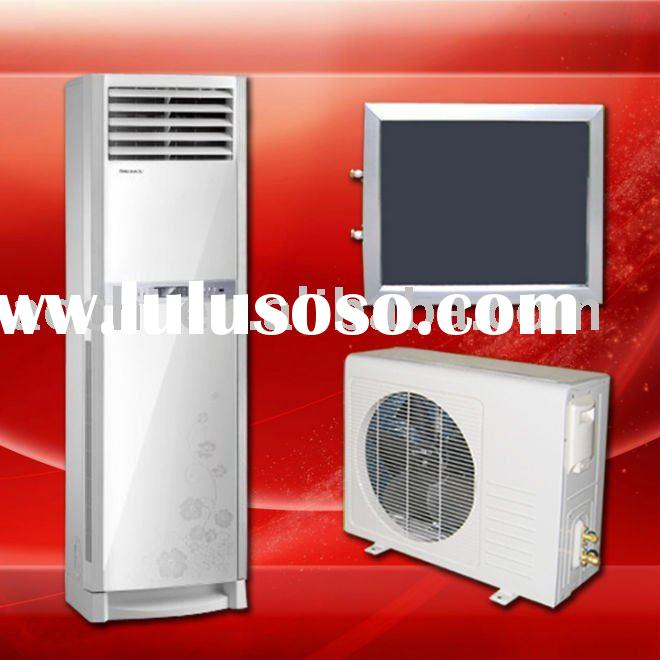 Floor Standing Hybrid Solar Air Conditioner Price For Sale