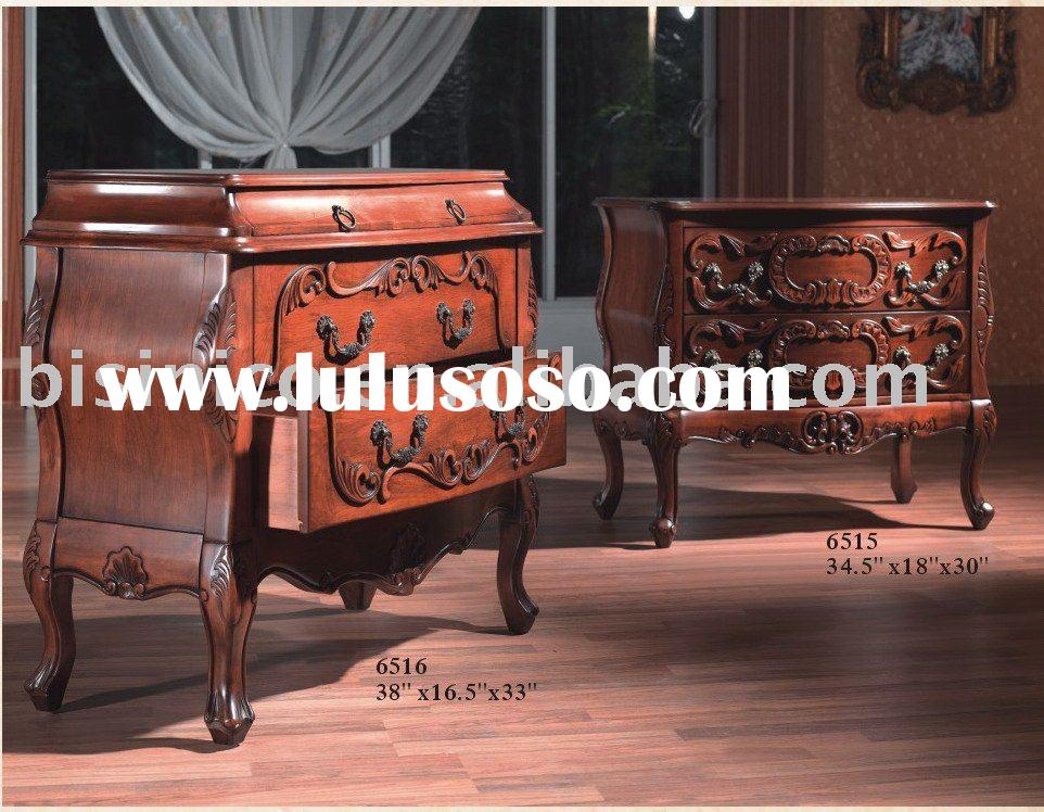 French provincial solid wood cabinet,chest,antique cabinet,hand carved furnitures