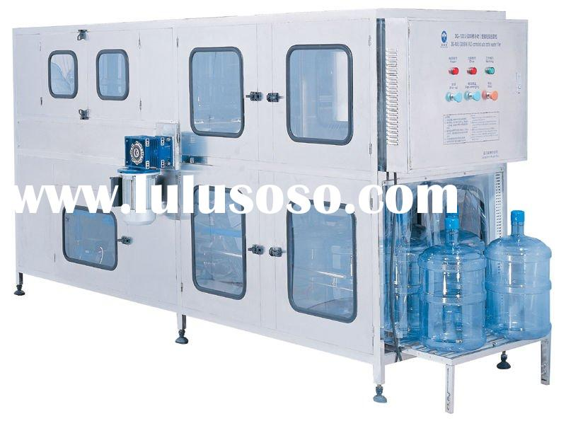 Fully Auto water filling and packing machine for 5 gallon drinking water