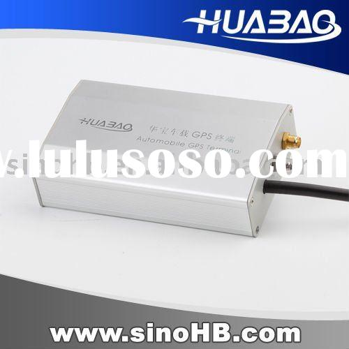 GPS & GPRS Vehicle Tracking System with CAN-BUS