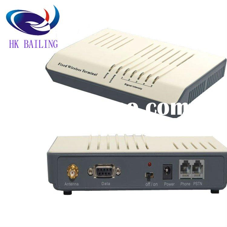 GSM Fixed Wireless terminal with PSTN port newest arrival !!!