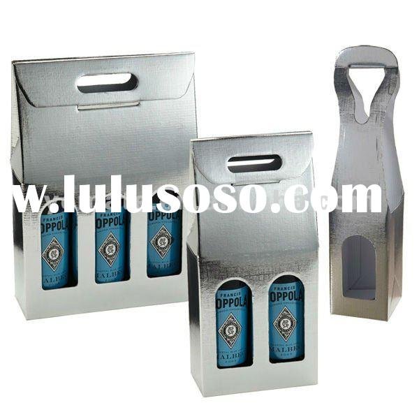 Gift boxes for wine glasses --WB-7