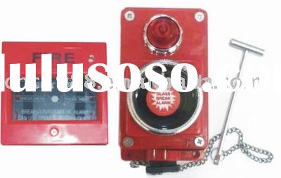 Glass Break Fire Alarm (Fire Alarm Button, Emergency glass break)