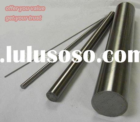 Gr5(Ti-6AL-4V) ASTM B348 Alloy titanium bars with polished bright surface
